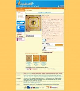 Jeux et Jouets CARAMBOLE AFRO BASIC 1270570293057 261x300 - Etude de la page produit de Ludocat.fr