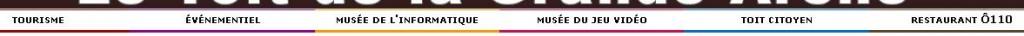 Tarifs Toit de la Grande Arche de la Défense Monument de Paris Espace culturel et événementiel 1271858696314 1024x36 - Le musée du jeux vidéo dans « My ecommerce sucks ! »