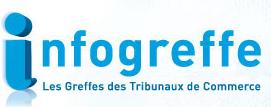 logo infogreffe - Auto-entrepreneurs : Infogreffe vous offre 6 mois gratuits
