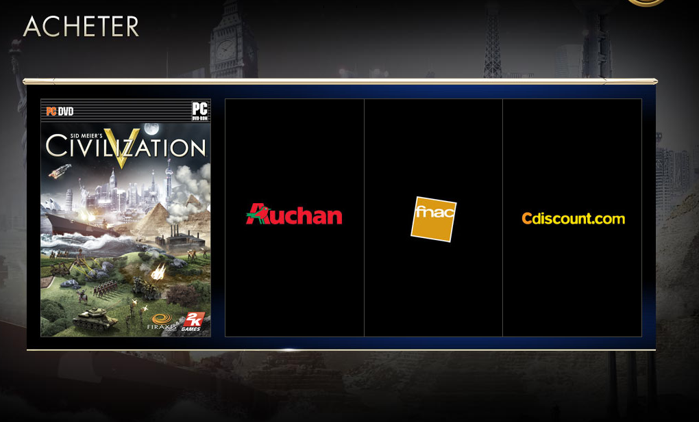 acheter civilisation 5 - C'est quoi une expérience d'achat réussie ?