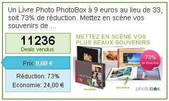 offre photobook - Groupon, un modèle à 6 milliards qui a ses limites ?