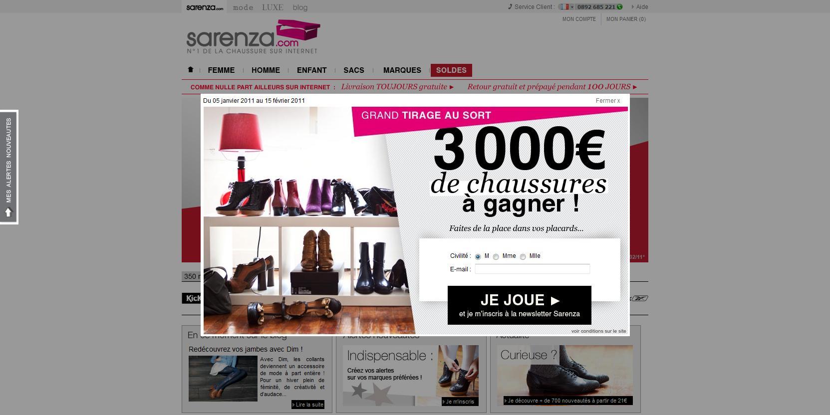 homepage-sarenza-soldes