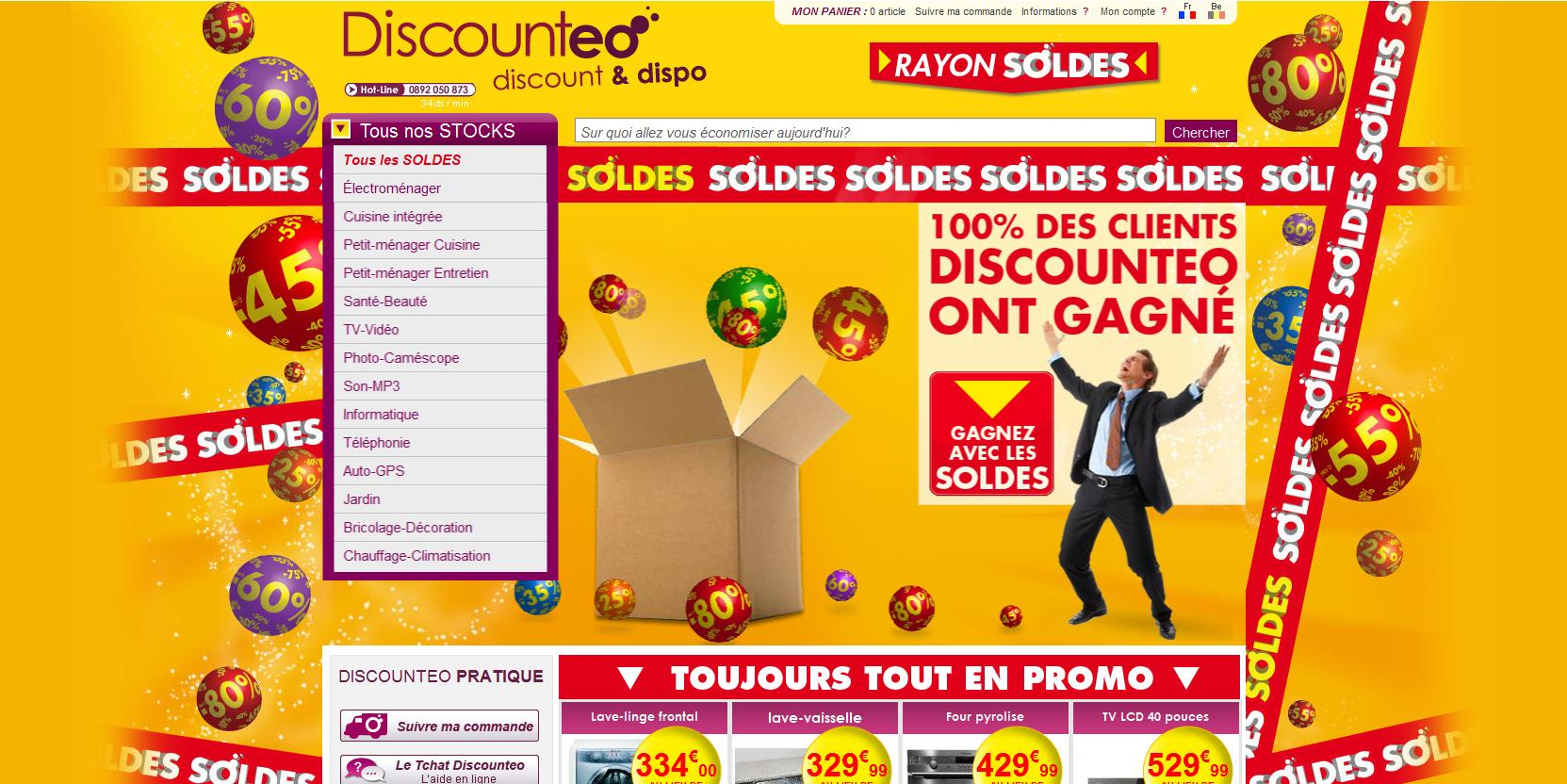 homepage-soldes-discounteo