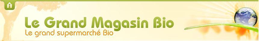 logo grandmagasin bio - Coup de projecteur sur : Le Grand Magasin Bio