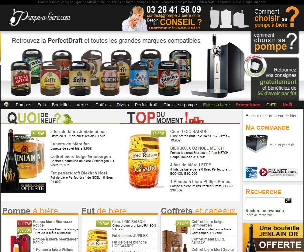 sites e commerce webshop eshop et sites marchands. Black Bedroom Furniture Sets. Home Design Ideas
