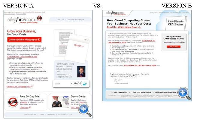 art test salesforce - Match Ergonomie Versus Design - Qui gagne ?