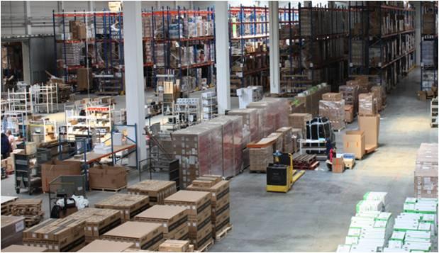 entrepots morin logistic - Interview de Alain Fournis, Directeur commercial de Morin Logistic