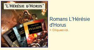 heresie d horus - Coup de projecteur sur Ludocortex.fr