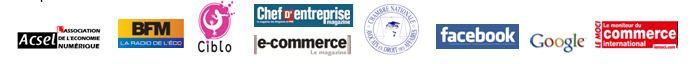 logos - Palmes du E-commerce 2011 [ Concours national ]