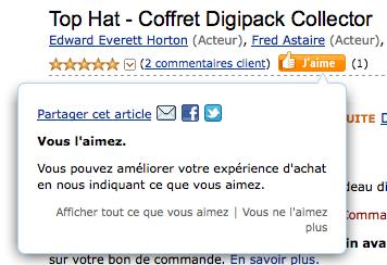 """Capture d'écran 2011 06 27 à 17.32.39 - La mode des """"j'aime"""" doit-elle s'importer sur votre boutique ?"""