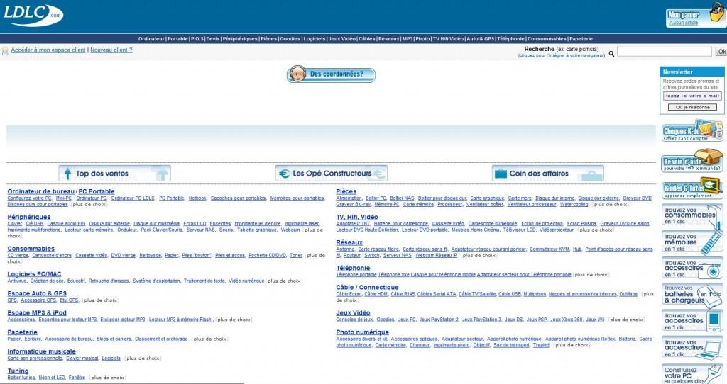 homepage-ldlc