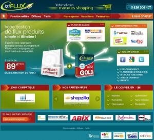 homepage iziflux 300x273 - Petite présentation d'Iziflux
