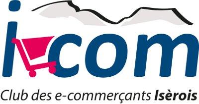 Logo ecommerçants isere