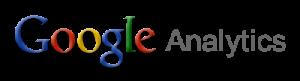 google analytics logo1 e1322926086776 300x81 - 5 solutions de web analytics pour votre Ecommerce