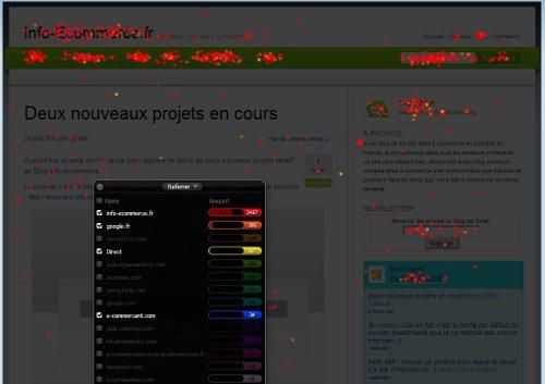 heat map confetti1 - 5 solutions de web analytics pour votre Ecommerce