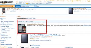 resultat amazon 300x159 - Amazon va-t-il trop loin ?