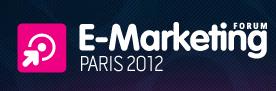 logo Salon E Marketing Paris 2012 - Salon E-Marketing Paris 2012 le 24 et 25 janvier