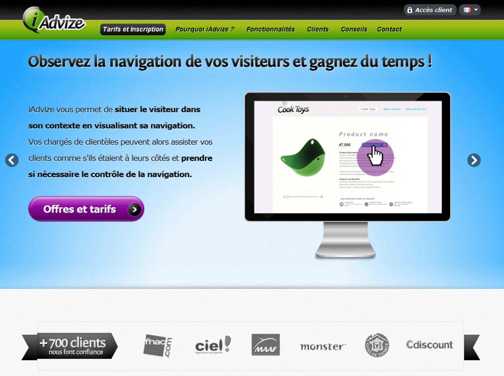 iAdvize votre Relation Client par Chat Live Chat 1024x764 - Interview de iAdvize, la solution de clic to chat