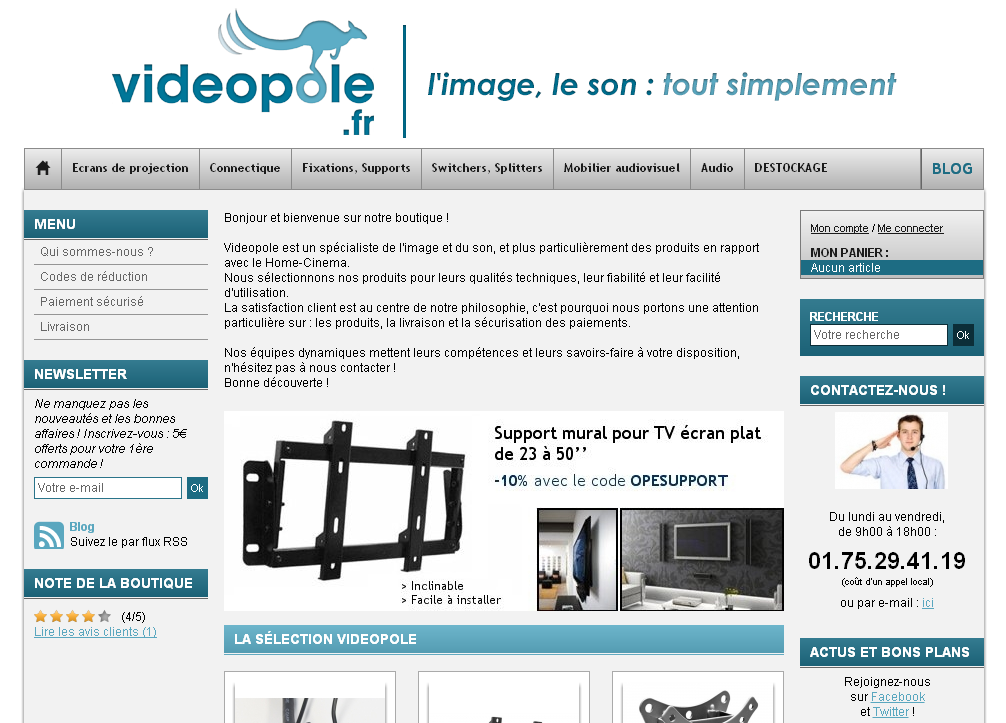 homepage-videopole