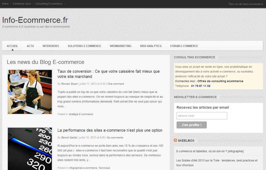 Blog Ecommerce et actualités E commerce sur Info Ecommerce.fr  1024x655 - Info-ecommerce V3, les premières news