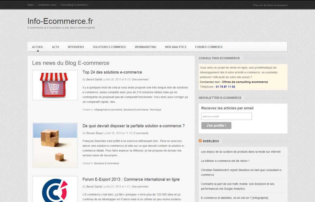 Blog Ecommerce et actualités E commerce-small