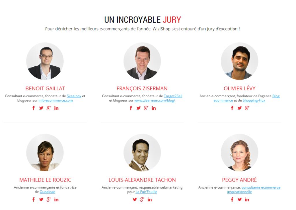 Jury La France a un Incroyable Ecommerçant 1024x725 - Concours E-commerce : La France a un Incroyable Ecommerçant