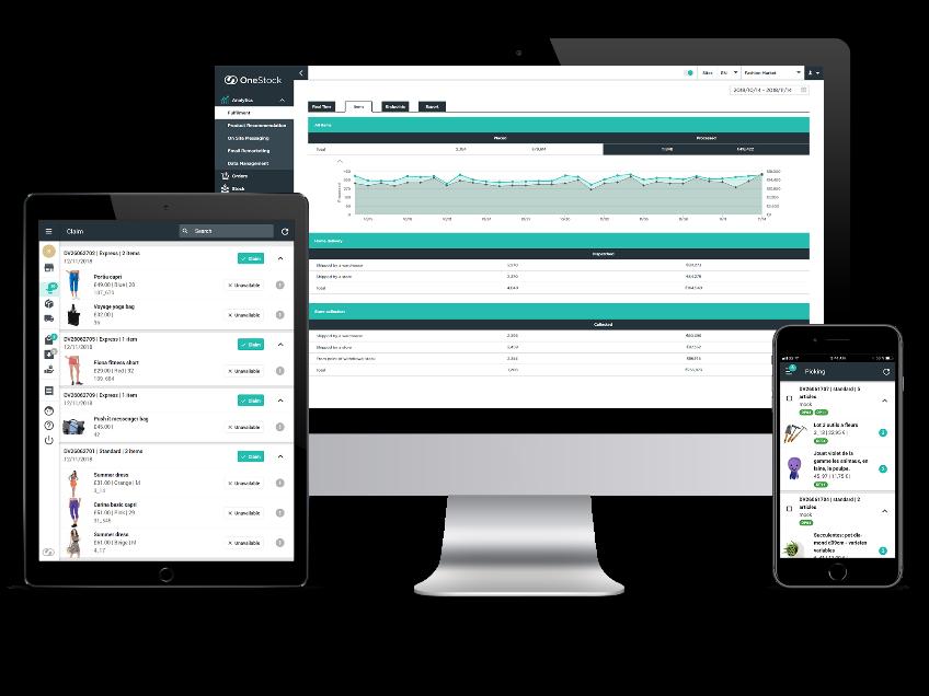Interface OneStock