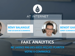 Conférence «Fake Analytics» à Paris Retail Week