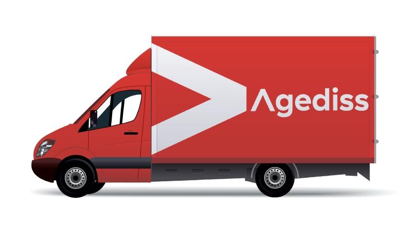 camion agediss - Agediss, en route vers la transformation !